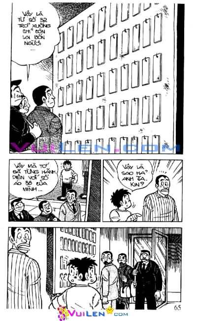 Jindodinho - Đường Dẫn Đến Khung Thành III  Tập 12 page 65 Congtruyen24h
