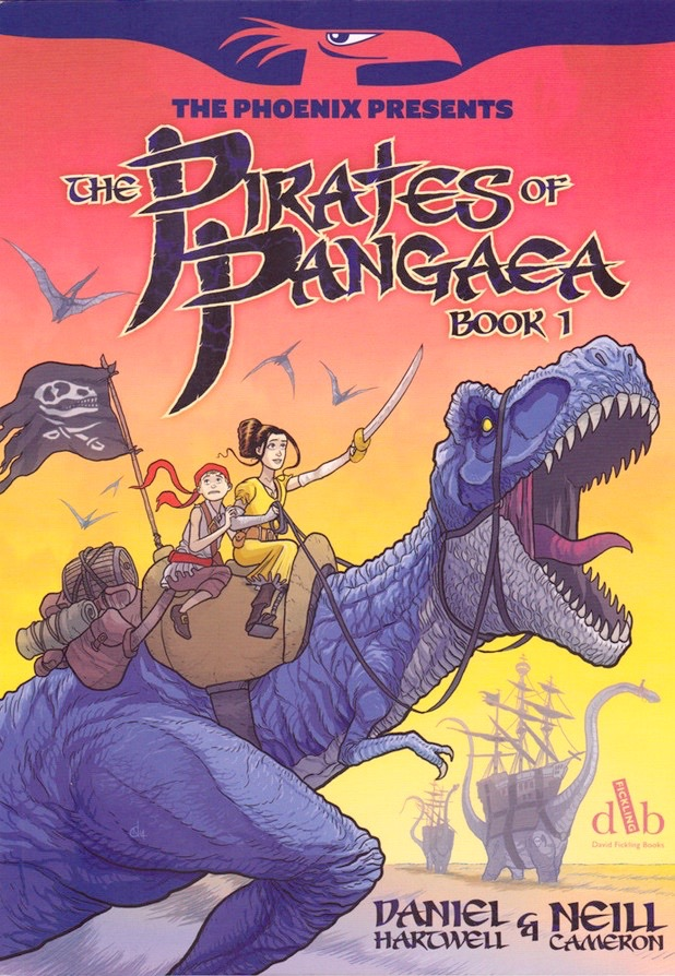 Books in my collection: The Pirates of Pangaea