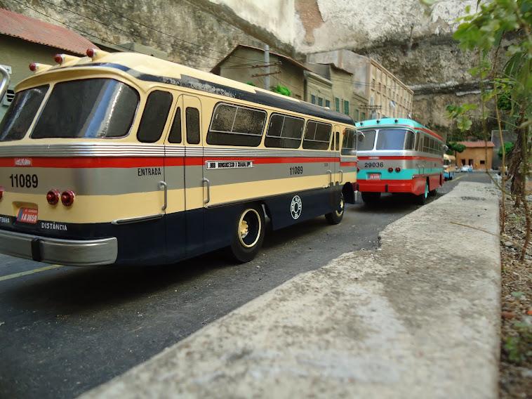Miniatura do ônibus Cermava 2ª edição 2012