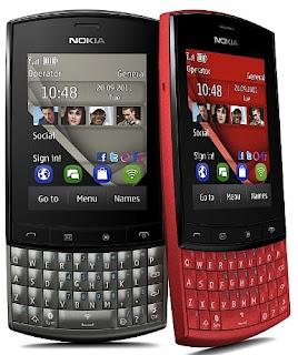 Spesifikasi Nokia Asha 303