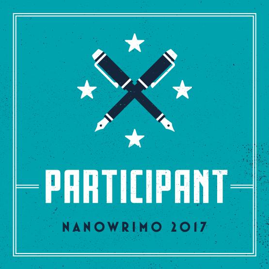 ¡Participo en el NaNoWriMo 2017!