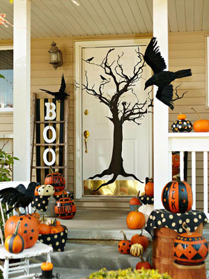 Maddycakes Muse Fall Front Porch Ideas