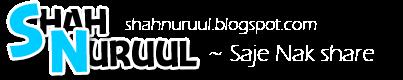 ShahNuruul ~ Info Bisnes Online