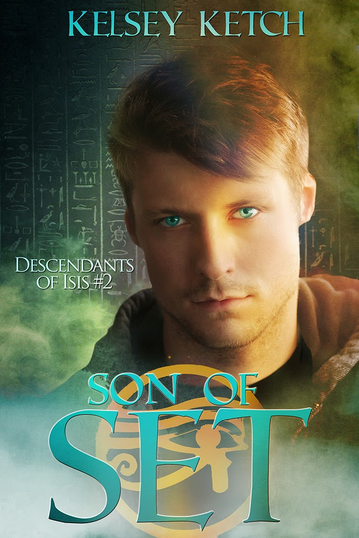Cover Reveal + Giveaway – Son of Set