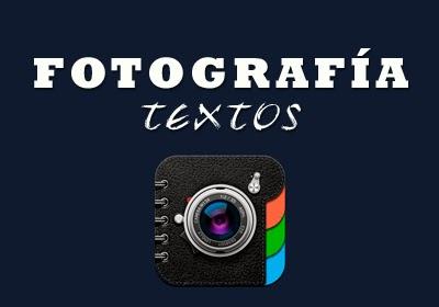Textos Fotográficos