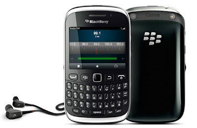 BlackBerry Curve 9320 e BlackBerry Curve 9220