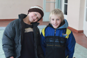 Vitaliy and Vova