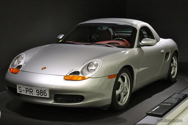 Porsche Boxster, 1996 г.
