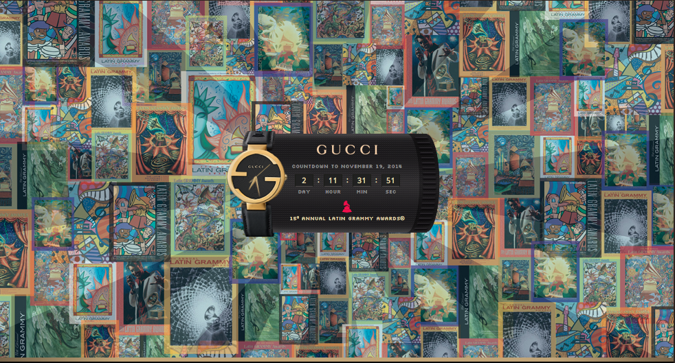 Gucci Timepiece & Jewelry present 2014 Latin Recording Academy® Person of the Year Gala: Joan Manuel Serrat