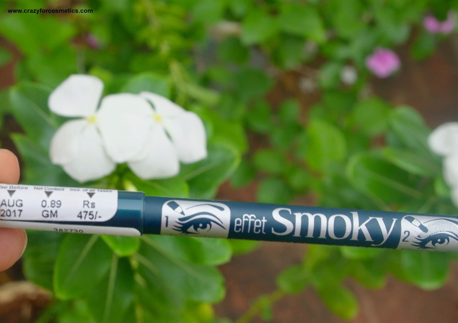 Bourjois Paris Smoky Effect Khol in 73 Deep Green