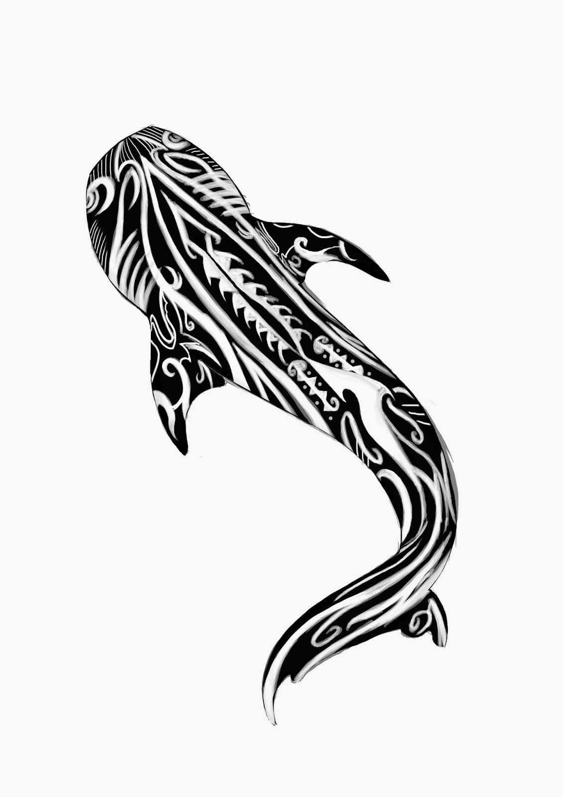 Je t 39 ai dans la peau les limbes de yu - Dessin requin baleine ...
