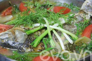 Ba món canh cá ngon và hấp dẫn