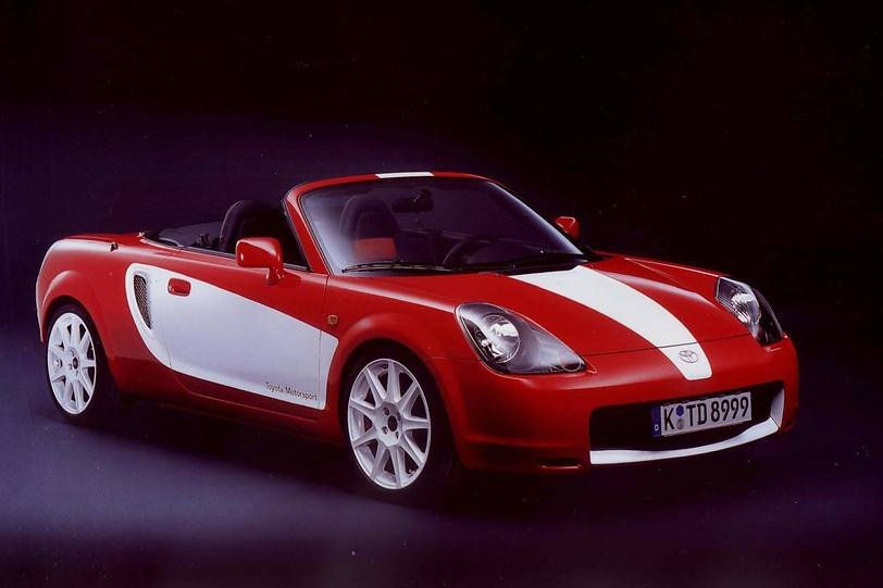 Toyota MR2 Roadster Competition