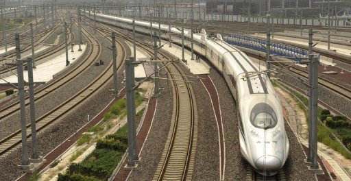 China akan buka laluan tren paling laju terpanjang