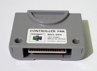 Controller Pak