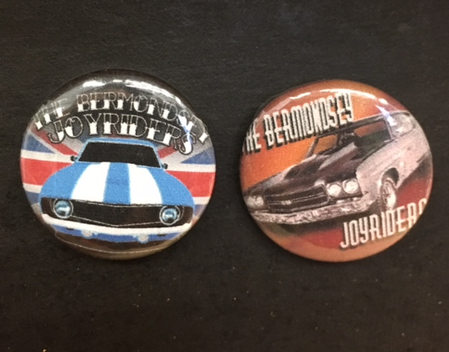The Bermondsey Joyriders -Buttons!!
