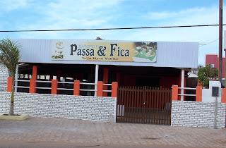 RESTAURANTE PASSA E FICA LOCALIZADO NO ANTIGO DIVISA FONE: (84) 9129-8163