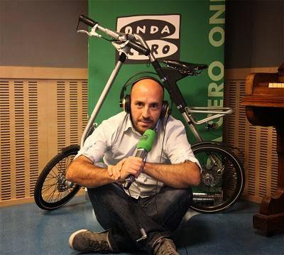 Jaime Novo piensa en bici