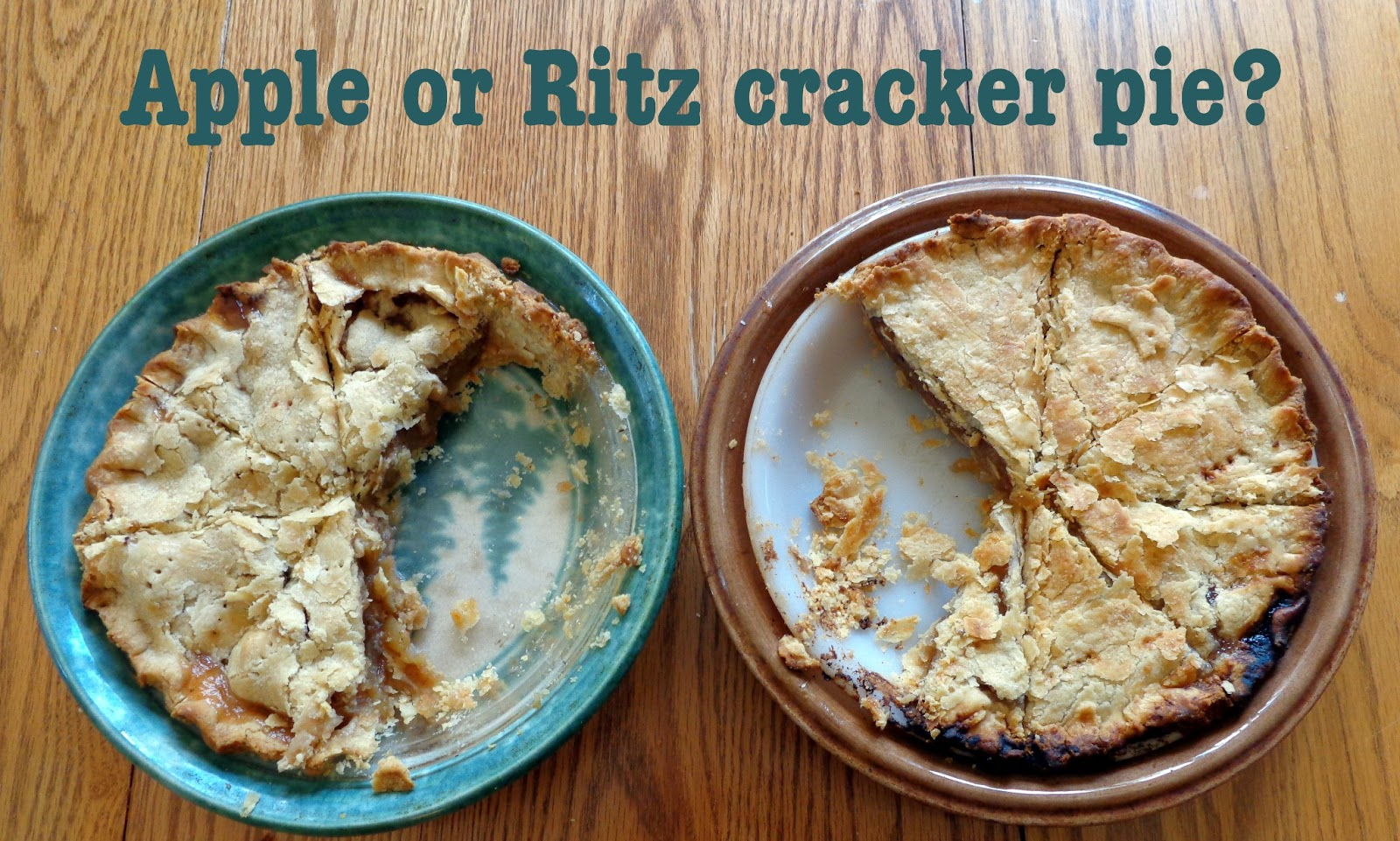 recipe: mock apple pie v [29]
