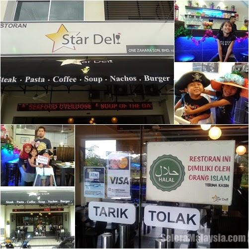 Makanan Barat Halal