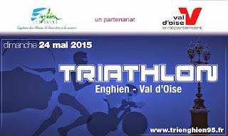 Prochain Rendez-vous : triathlon d'Enghien !