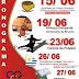 Cronograma - Eventos comemorativos aos 60 anos da ACS JAR