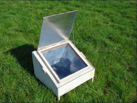 Cocinar con el sol hogar dulce bio hogar for Aislante termico para hornos