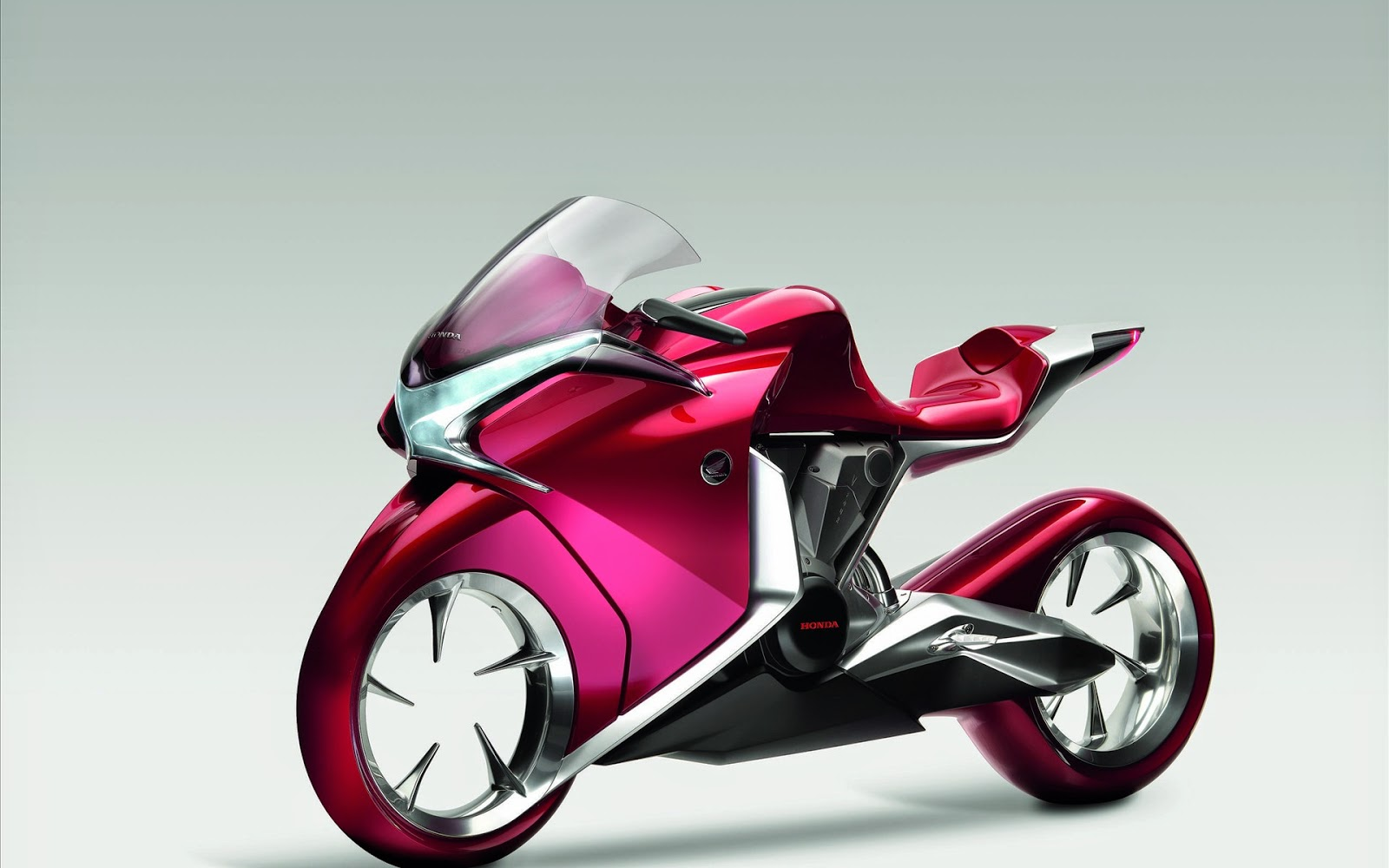 honda concept bike Pinterest - honda v4 concept widescreen bike wallpapers