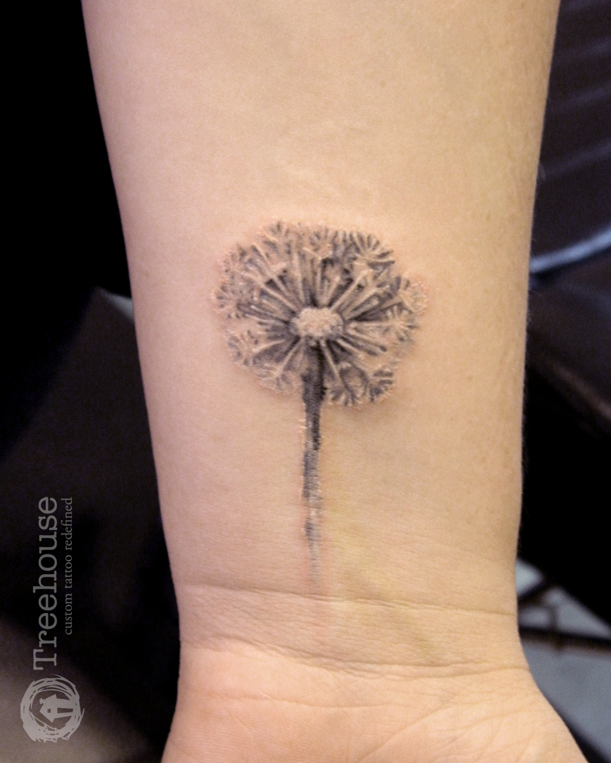 Dandelion Tattoos Design 55