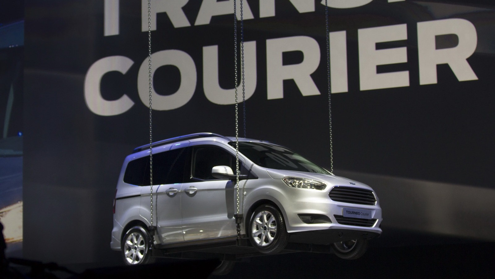 Car Of The Future - Introduced in 2014 Ford Transit Connect in