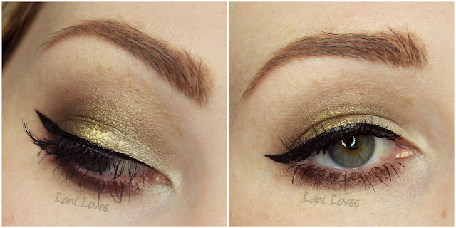 Darling Girl He Skewered Kim, I'm Not Finished, We're Not Sheep eyeshadow swatches & review