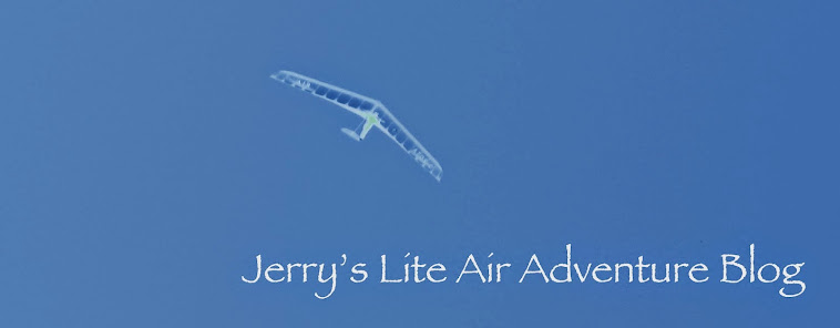 Jerry's Lite Air Adventure Blog