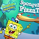 Bob esponja en Pizza Toss juego