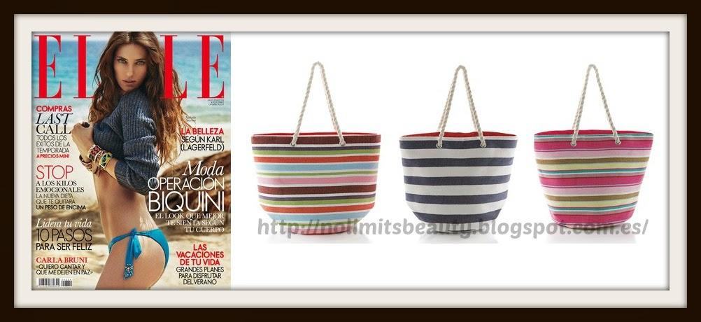 Revistas julio 2014: Elle