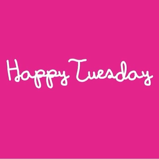 Happy Tuesday Wallpapers 2015