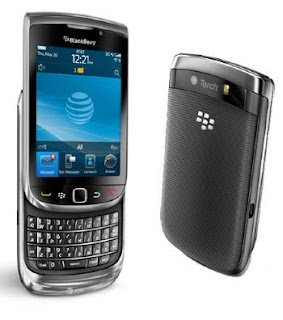 The Launch of BlackBerry Torch 9800 Slider