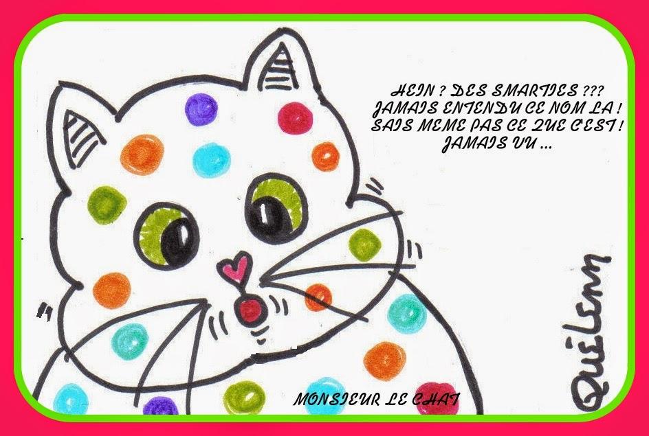 dessin de chat,