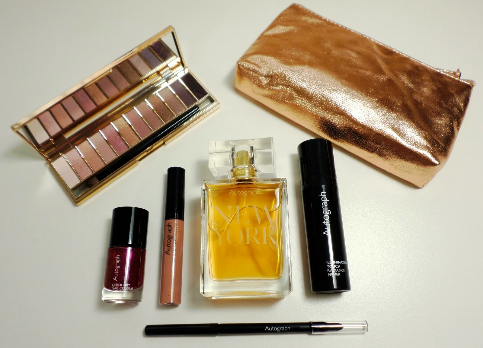 Marks & Spencer Autograph Bumper Makeup & Beauty Gift Set January Sales 2015