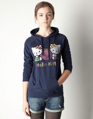 Pull & Bear - Teen Girls Collection 2012 - (Part 1)