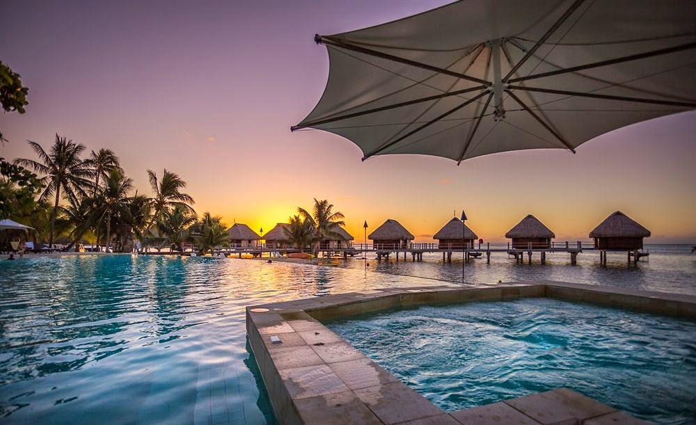 Moorea (Polinesia Francese) - Moorea Pearl Resort & Spa 4* - Hotel da Sogno