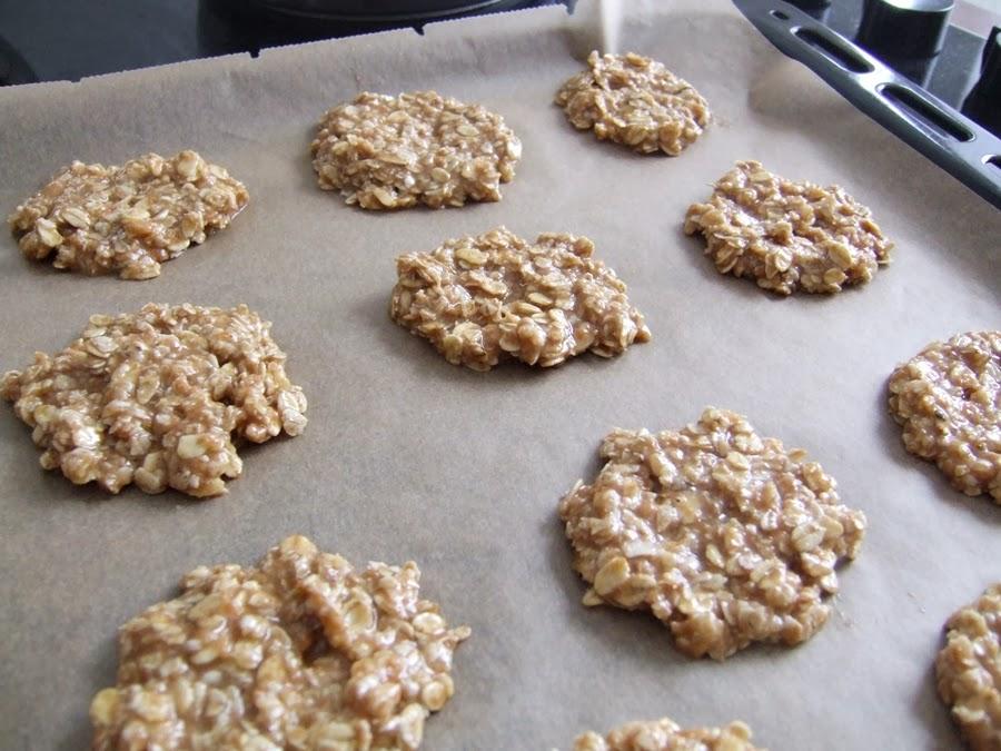 Ovesné sušenky (Haferkekse)