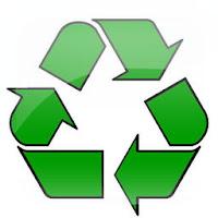Amortización, reciclaje, regalos y fiestas