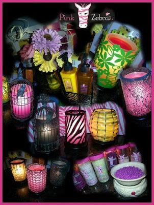 pink zebra realtors closing gifts image