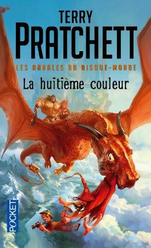 La huitième Couleur, terry Pratchett