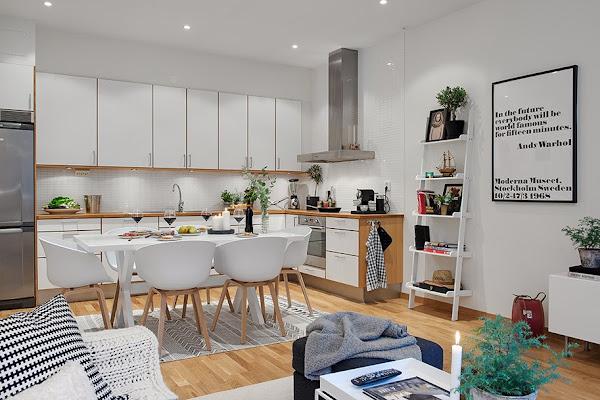 Decoracion apartamento decorar tu casa es for Decoracion apto