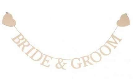 guirnalda bride & groom tienda oui oui blog mi boda gratis