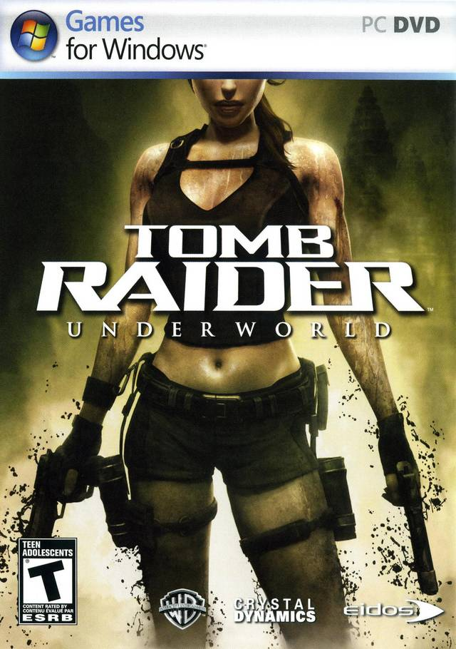 943493 96575 front Download Free PC Game Tomb Raider Underworld