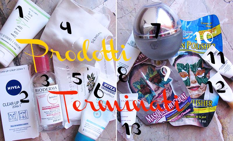 Prodotti Terminati, Cosmetici Terminati, Cosmetici Finiti, Shampoo finiti