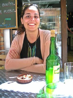 sidra Oviedo restaurante