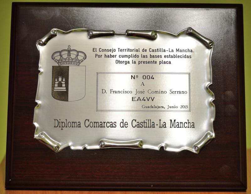 COMARCAS CASTILLA LA MANCHA